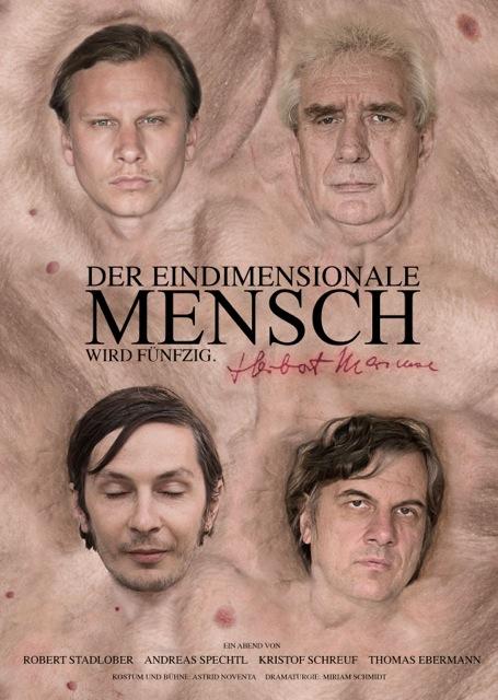 DereindimensionaleMensch-Poster